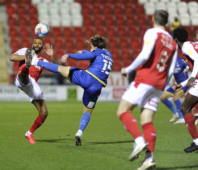 On-the-whistle report: Rotherham United 0 Nottingham Forest 1