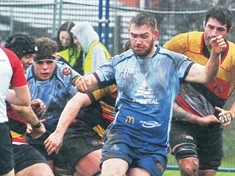 Squad Builder initiative proving a winner with Rotherham Titans followers
