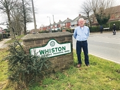 Flooding equipment earmarked for village