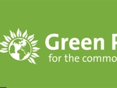 Green is not for campaign go — just yet