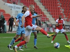 On-the-whistle report: Rotherham United 0 Coventry City 1