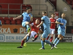 Viking heroics but Rotherham United 'out-Rotherhamed' as it all goes wrong on the biggest night of the season ... the story of Millers 0 Coventry City 1