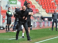 'Devastating, heartbreaking, I feel for everyone' ... Boss Paul Warne reacts to Rotherham United's last-day relegation