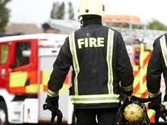 Shed torched in Balby
