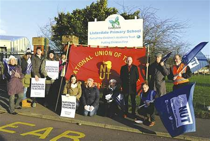 Threats of further teacher strikes at Listerdale School