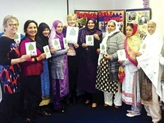Community group and MEP raise money for Pakistani school