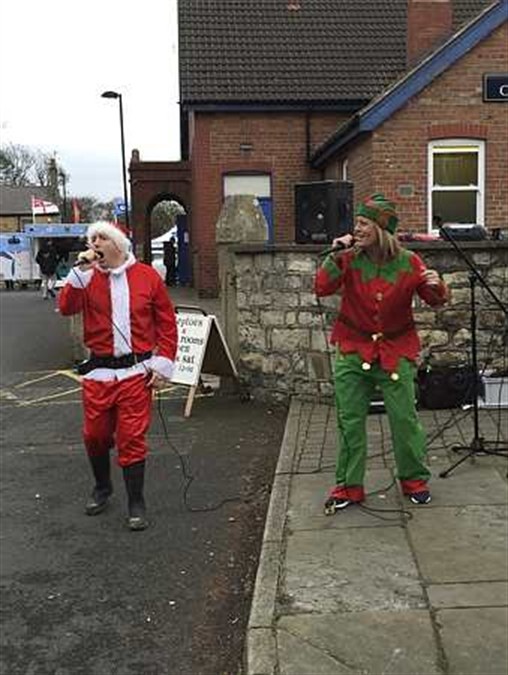 Rotherham Duo Hope For Christmas Hit