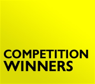 Latest competition winners