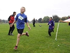 PICTURE GALLERY: Youngsters make the running in schools championship