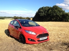 REVIEW: Ford Fiesta Red Edition