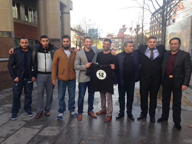 VIDEO: 'Rotherham 12' campaigners call for inquiry into police's conduct