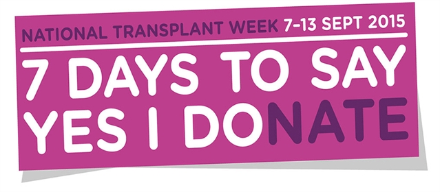 Organ donation appeal to Rotherham residents