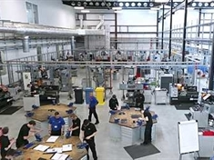 Engineers of the future start at Advanced Manufacturing Research Centre.
