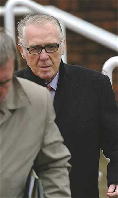 Ex-Mayor's child sex assault trial halted