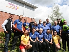 Maltby Leisure Centre is country's number one