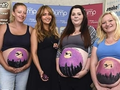 VIDEO: Corrie star Samia launches campaign to encourage pregnant parents to stop smoking
