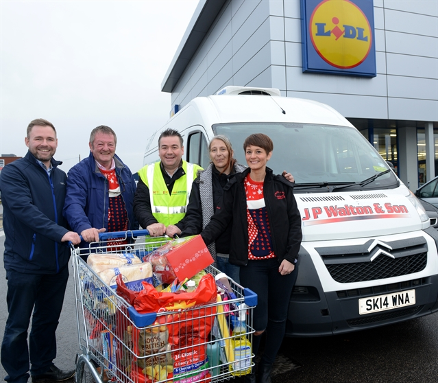 Family's helping hand from Mexborough businesses