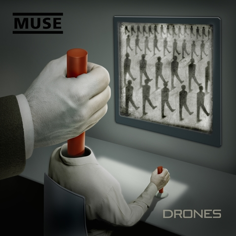 CD REVIEW: Drones by Muse