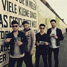 CD REVIEW: Fear to Feel EP by Alvarez Kings - Out on June 16