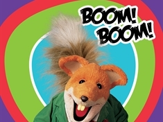 Easter fun with Basil Brush, Red Riding Hood & Jurassic Adventures