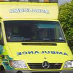Ambulance called after bus crash