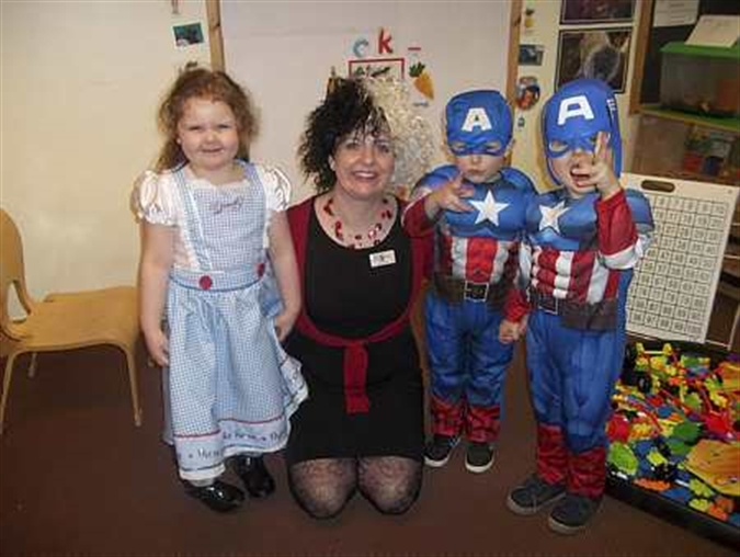 Town joins World Book Day celebrations