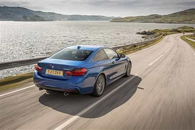 BMW 435d xdrive M Sport