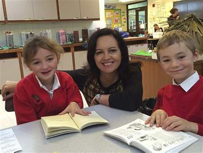 Tickhill pupils tell MP they have the power