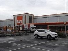 Businesses submit plans for former B&Q store