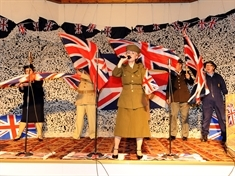 A Salute to the 1940's - Tuesday 19th August