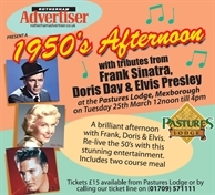 VIDEO: Rotherham Advertiser 1950's Event